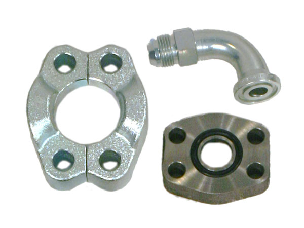 Flanges & Flange Adapters