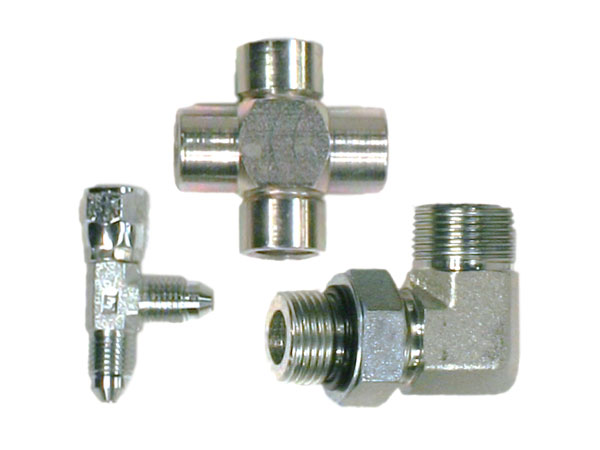 Hydraulic Steel Adapters