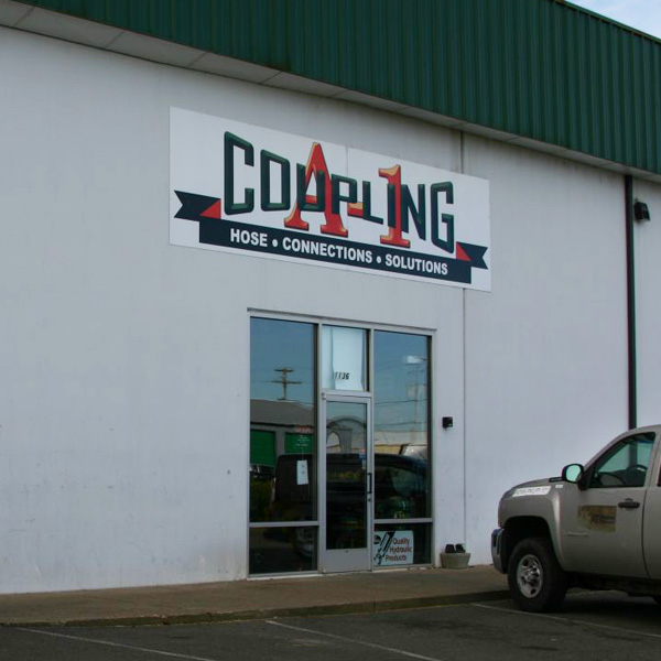 A1 Coupling Albany Oregon Location