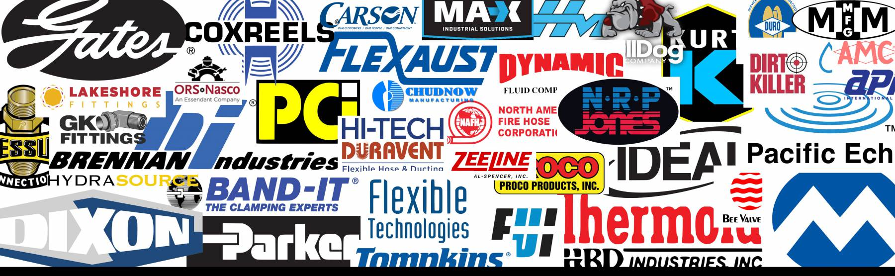 brands collage