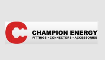 Champion Energy Brand