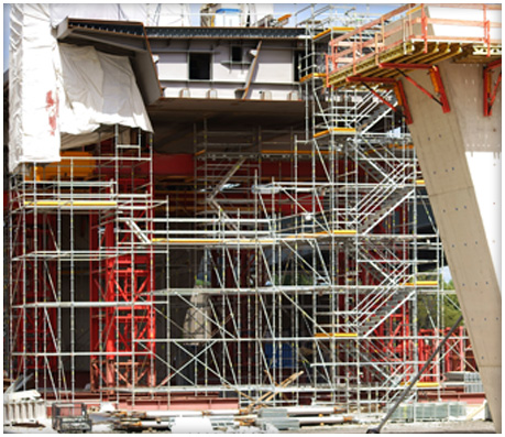 industries commercial construction