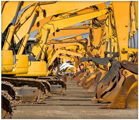 industries heavy equipment