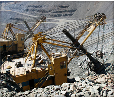 industries mining