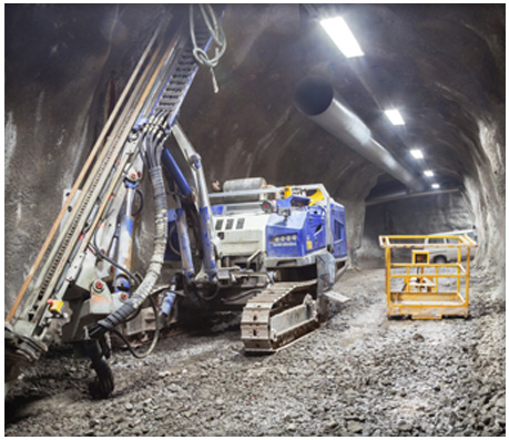 industries tunnel boring